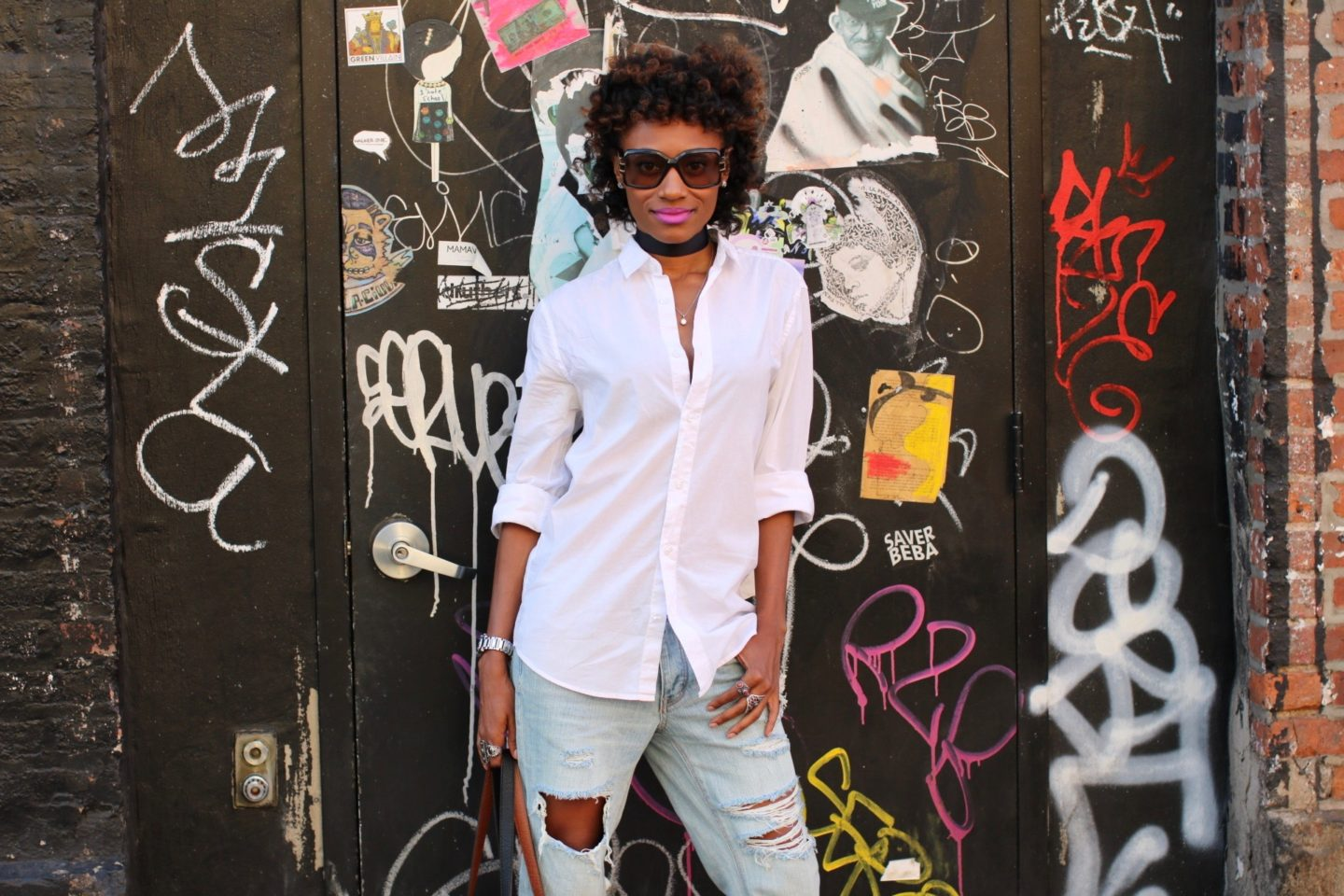 Tomboy, Edgy, Lady, Chic look || Summer Soiree